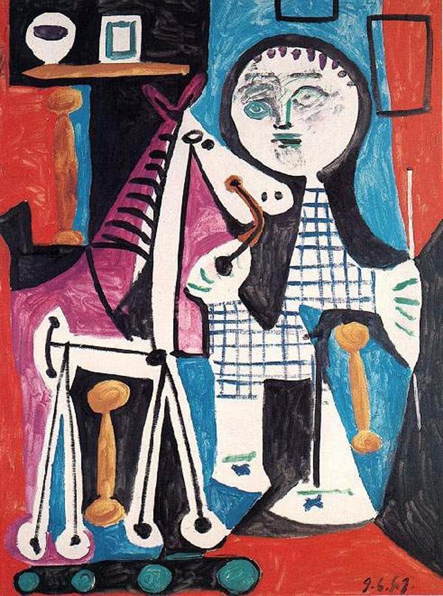 畢卡索的畫到底好在哪? - 每日頭條