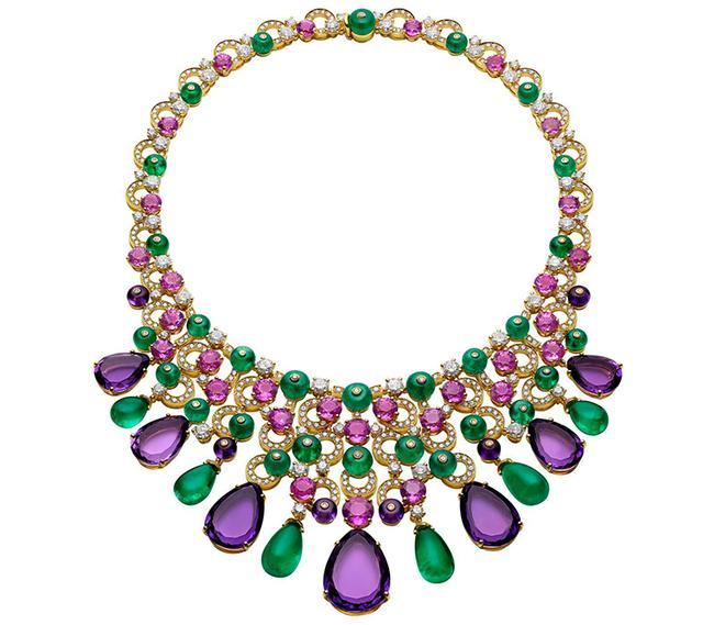 為什麼寶格麗(BVLGARI) 有蛇形珠寶? - 每日頭條