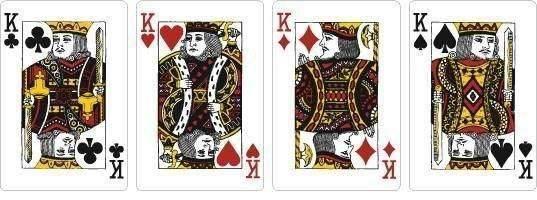 玩了這麼多年撲克牌,你JQK是誰嗎? - 每日頭條