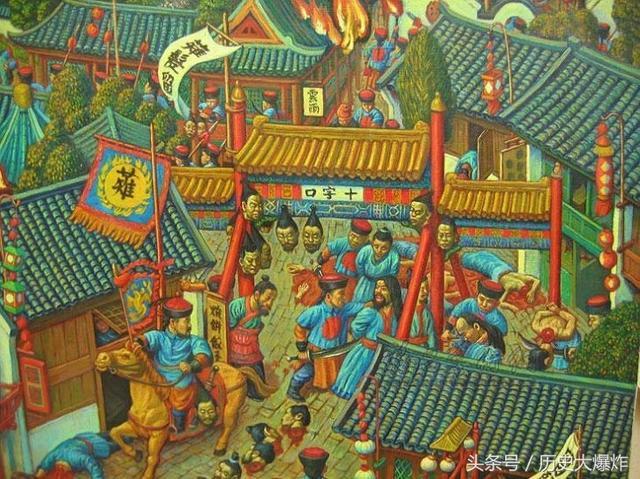 中國歷史上最野蠻的屠城,清軍將八十萬揚州百姓全部屠殺 - 每日頭條