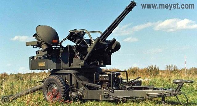 世界第一機槍-火神炮 - 每日頭條