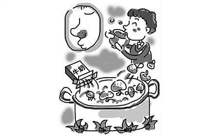 香菇竟能與牛奶治鼻炎!太不可思議了! - 每日頭條
