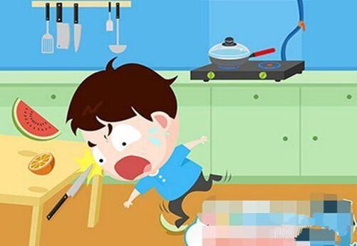 如何防止居家意外事故發生,保證寶寶的安全呢? - 每日頭條