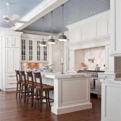 Kitchen Design Naperville Rectangle Table With Bench 国外五款最常见的厨房装修效果图 每日头条 乡村l型厨房理念在丹佛农舍水槽 除尘柜 白色的橱柜 五彩缤纷的石膏墙壁 彩色电器和一个岛屿 Houzz