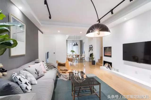 客廳牆壁選擇什麼顏色。怎麼搭配更好看? - 每日頭條