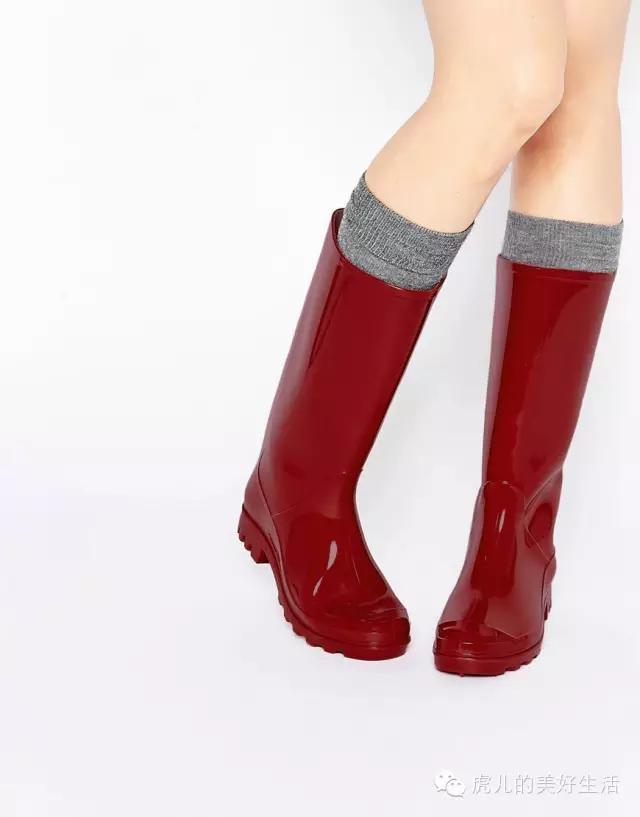 我的雨鞋!時尚時尚最時尚! - 每日頭條