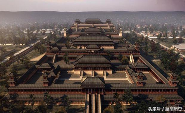 未央宮:蕭何給劉邦建造面子工程。還振振有詞 - 每日頭條