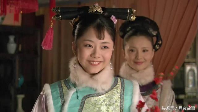 《甄嬛傳》淳常在是皇上最單純的嬪妃,你信嗎? - 每日頭條