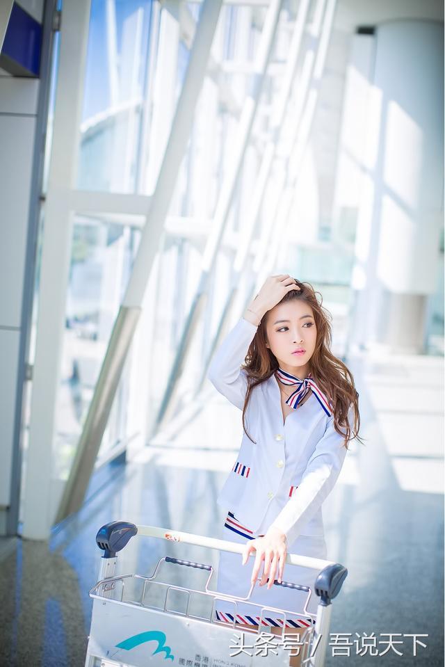 中國空姐劉思琪高清制服寫真 - 每日頭條