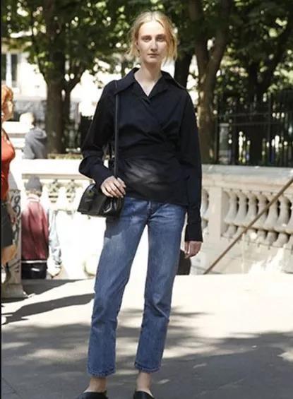 襯衫搭配什麼褲子好看女士 - 每日頭條