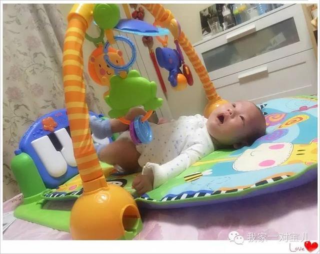 網紅必備玩具 有多少白買了——0-6個月玩具 寶媽使用心得 - 每日頭條