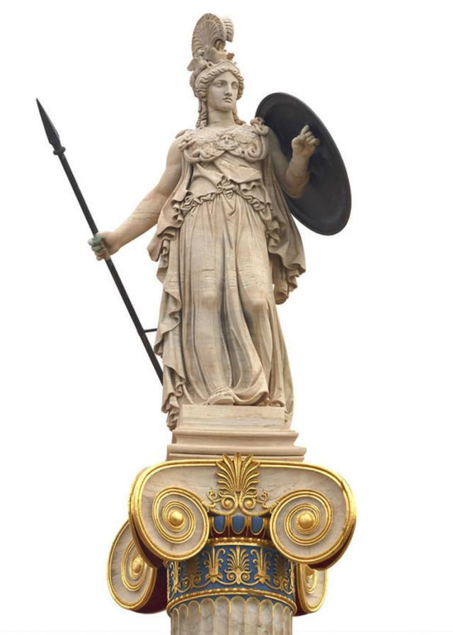 希臘神話:三女神爭奪金蘋果引發的戰爭 - 每日頭條