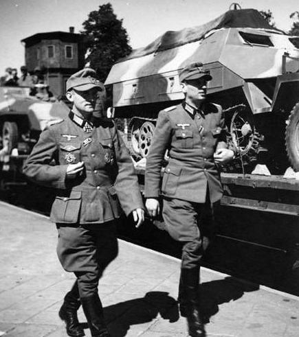 德國國防軍戰俘被南斯拉夫游擊隊槍斃全過程 - 每日頭條