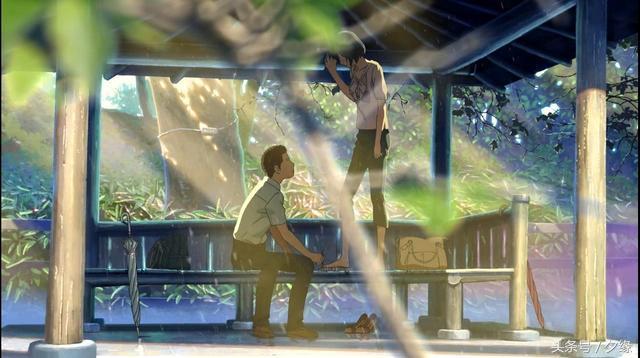簡約了新海誠打動人心物語。不輸宮崎駿 總有一句打動人心 - 每日頭條