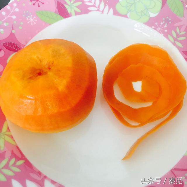 金秋十月 吃貨必須掌握的「暖柿子」技巧 - 每日頭條
