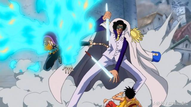 海賊王:第十一人能力或強於索隆,副船長已有人選? - 每日頭條