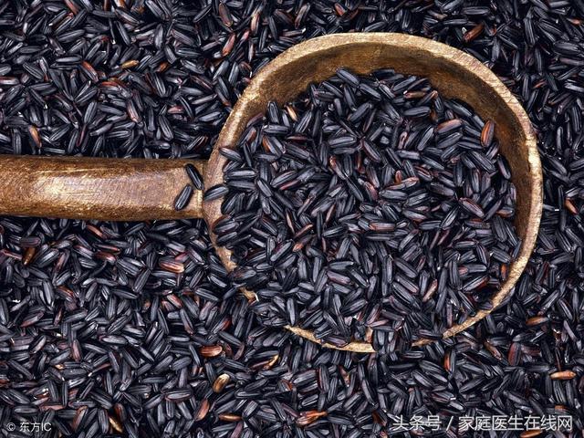 黑色食物能補腎嗎?這5種食物。幫助腎功能「強大」起來 - 每日頭條