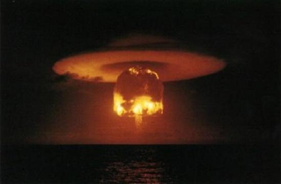 世界上威力最強大的武器,發射一顆就能導致地球毀滅,中國造! - 每日頭條