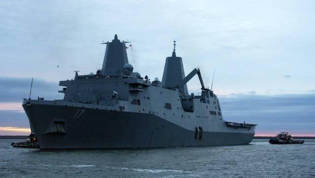 中美俄三國兩棲登陸艦對比 俄羅斯的最寒酸。美國的最新銳! - 每日頭條