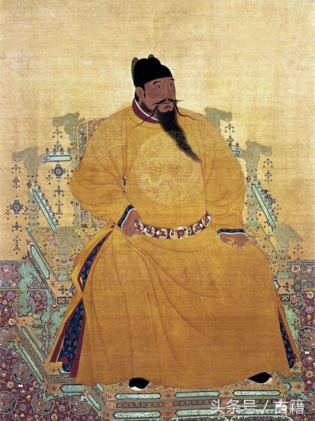 明朝和清朝歷代皇帝畫像。誰最有帝王之相? - 每日頭條