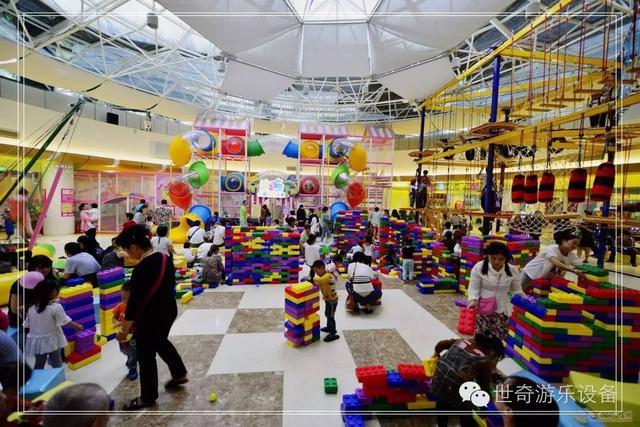 不同年齡層的孩子應如何選擇遊樂設施? - 每日頭條