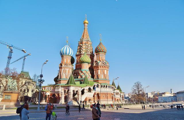 俄羅斯莫斯科克里姆林宮紅場之旅 - 每日頭條