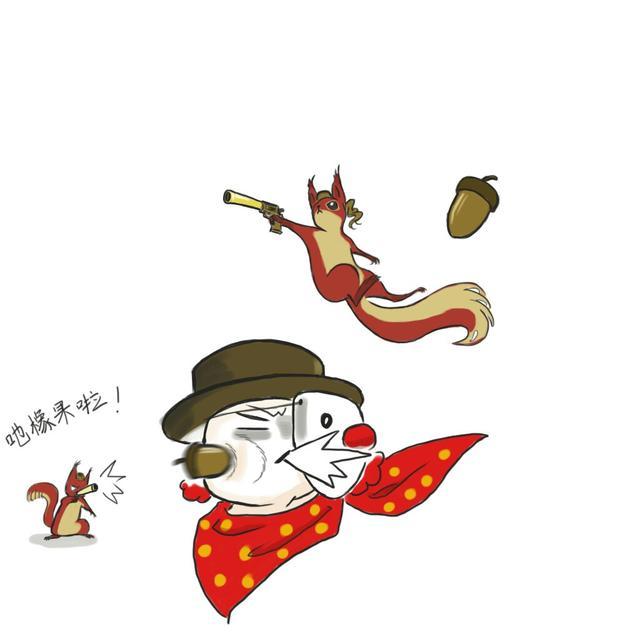 第五人格漫畫:傑克貓與動物監管者們的日常 - 每日頭條