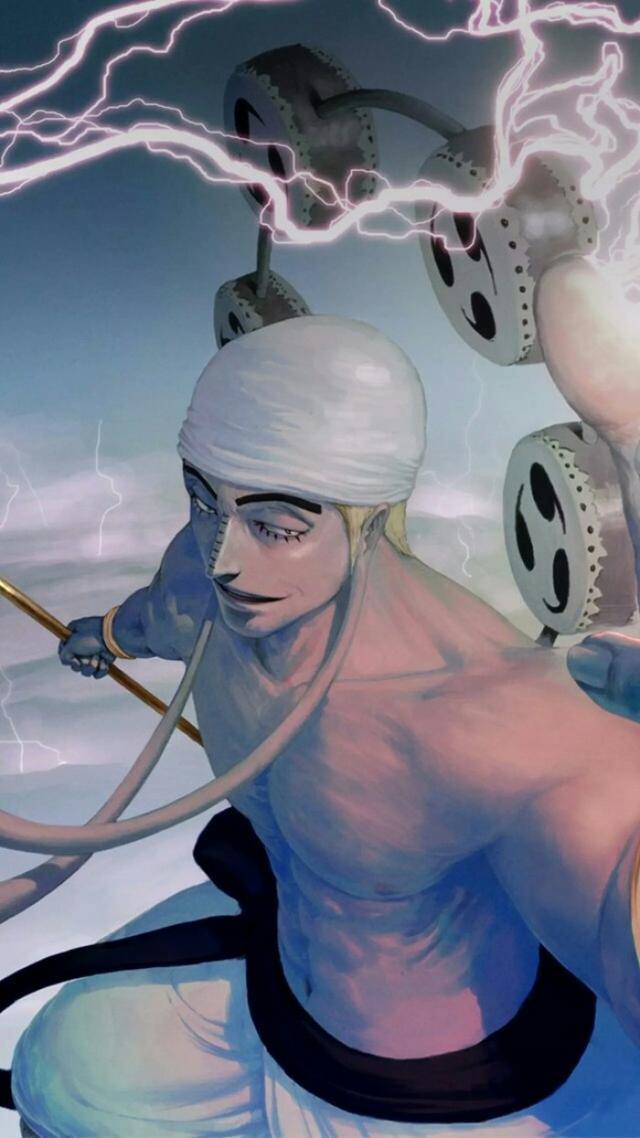 海賊王中如果艾尼路不去月球,而是去了新世界會怎麼樣? - 每日頭條