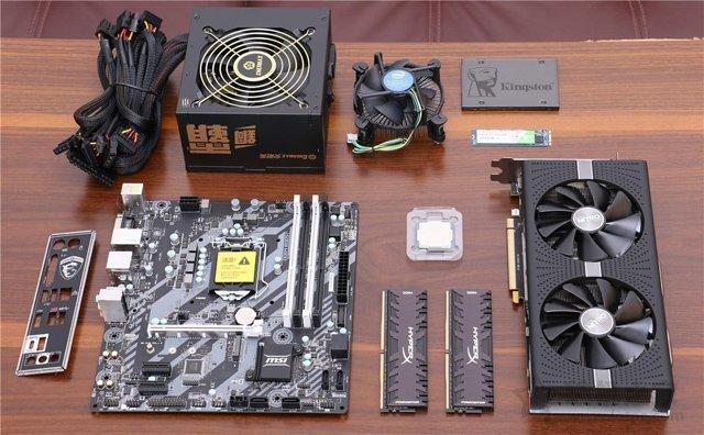 電腦硬體選購及組裝,最詳盡圖文介紹,一文就學會選購及組裝電腦 - 每日頭條