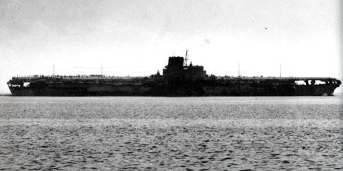 舊日本海軍航母覆滅記 - 每日頭條