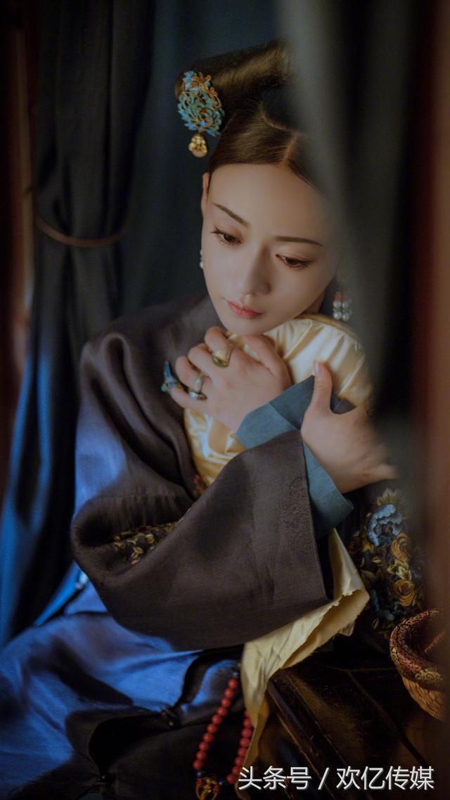 電視劇《延禧攻略》劇照 佘詩曼手機壁紙 貴妃圖片 皇后圖片 - 每日頭條