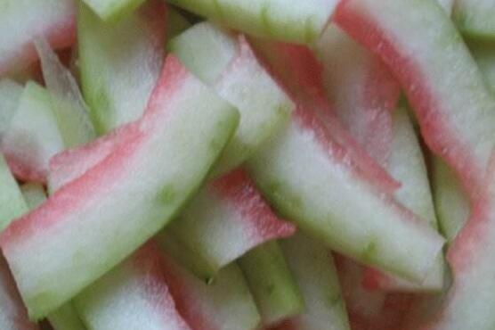西瓜皮可以炒著吃嗎 炒著吃有什麼好處 - 每日頭條