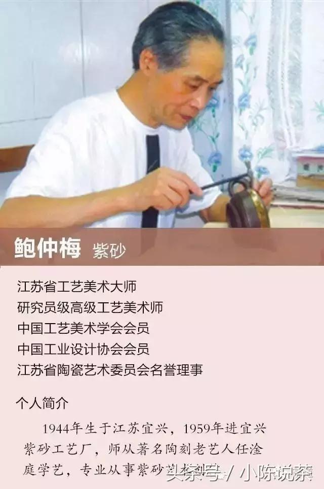 宜興就這67位稱為大師,中華民國。 沈志堅,其他都是冒牌貨(大師名錄建議收藏) - 每日頭條