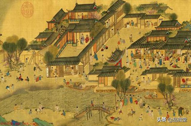 從歷史看中國古代飲食精神文化! - 每日頭條
