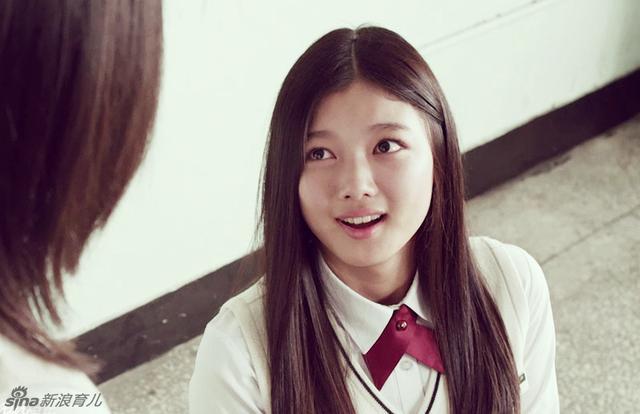 沒長殘!韓國唯一沒整容還從小美到大的童星——金裕貞 - 每日頭條