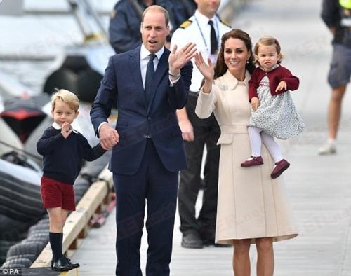 王子王妃成脫歐大使?英國出動王室與各國套近乎 - 每日頭條
