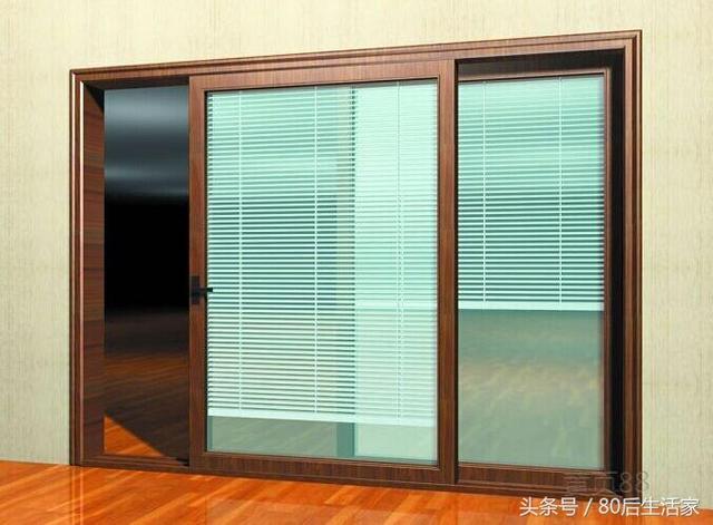 門窗—百葉窗—中空玻璃百葉窗 - 每日頭條