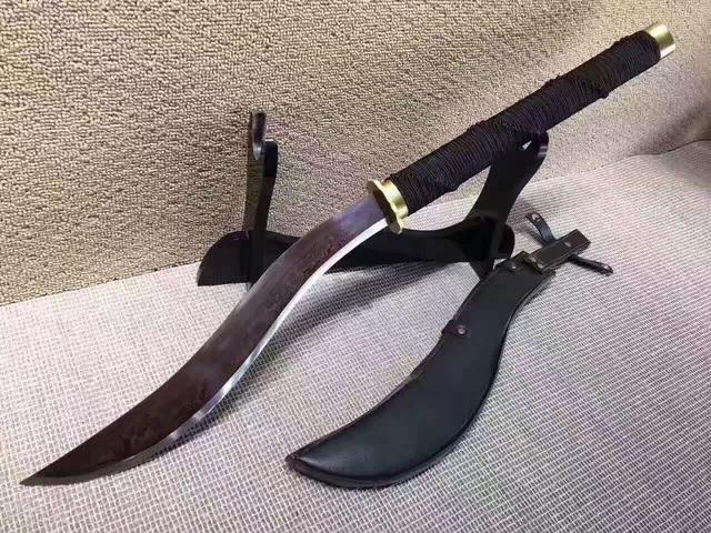尼泊爾軍刀 又稱廓爾喀彎刀 俗稱狗腿 - 每日頭條