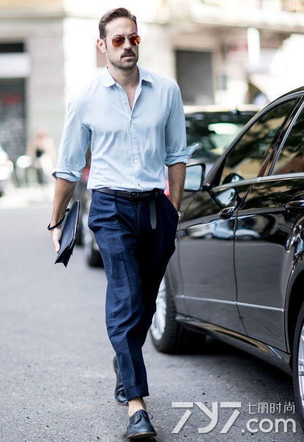 男士約會穿衣指南 七夕這麼穿秒變「男神」 - 每日頭條