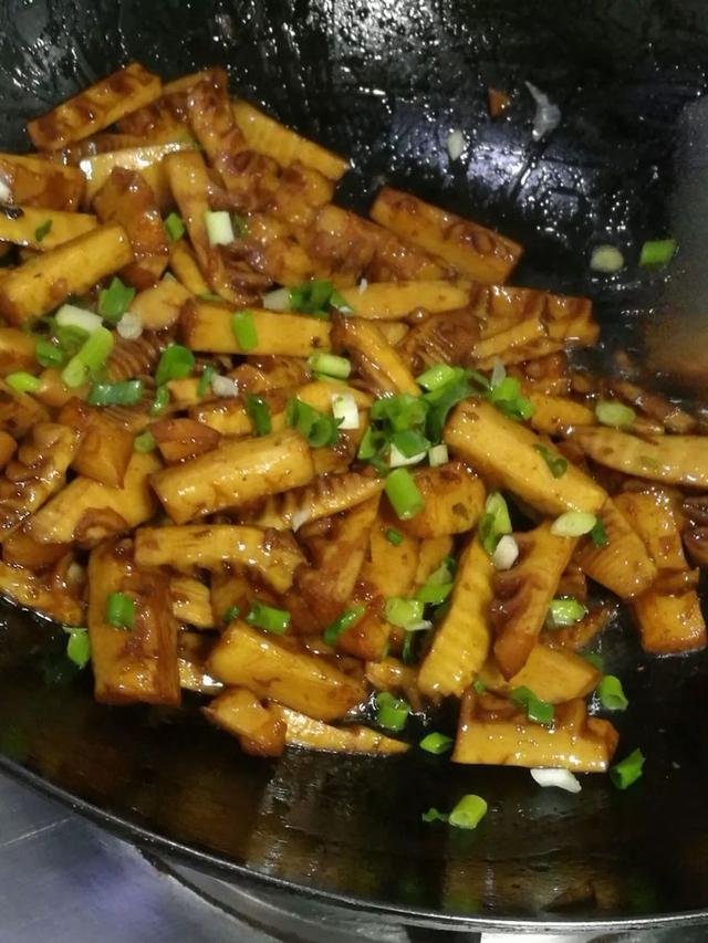 家常菜竹筍的做法。竹筍怎麼做好吃? - 每日頭條