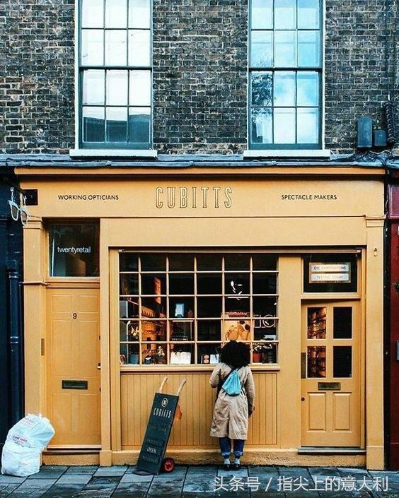 獨特的店鋪門面設計。你喜歡哪一款? - 每日頭條