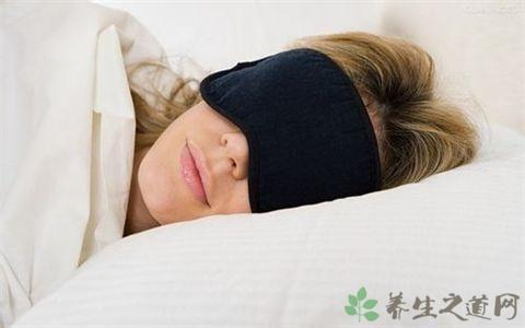 戴眼罩睡覺好嗎 - 每日頭條