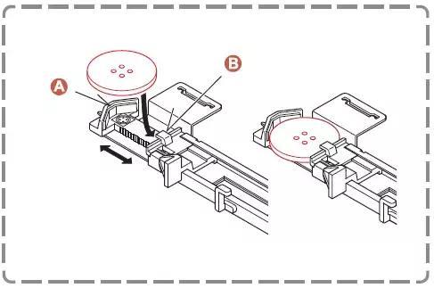 教你如何使用壓腳鎖扣眼、鎖邊(壓腳使用教程二) - 每日頭條