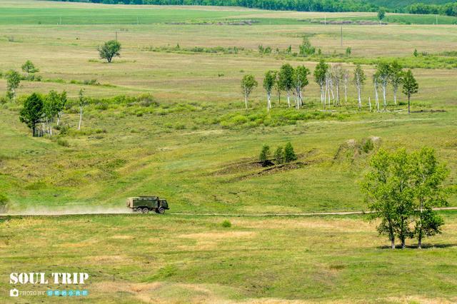 這條公路緊鄰界河。與俄羅斯一河相隔。村子裡三分之二人俄羅斯族血統 - 每日頭條