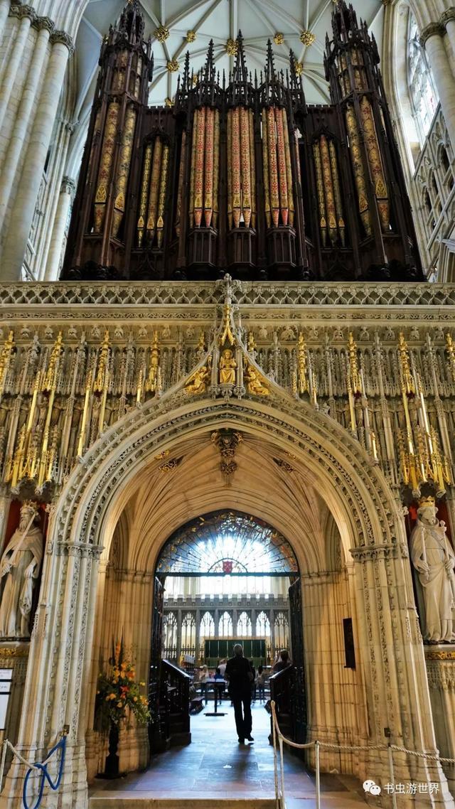 太美了!全英保存至今的中世紀彩色花窗有一大半位於這座教堂 - 每日頭條