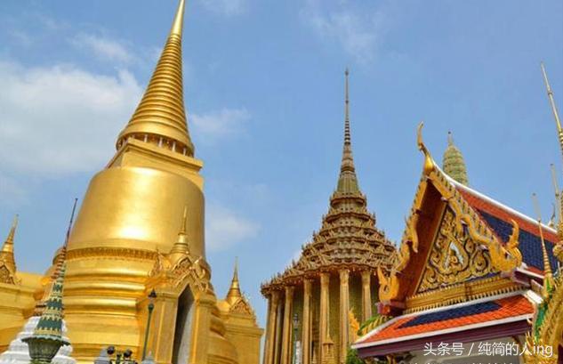 佛教之都曼谷看泰國最受歡迎的玉佛寺 - 每日頭條