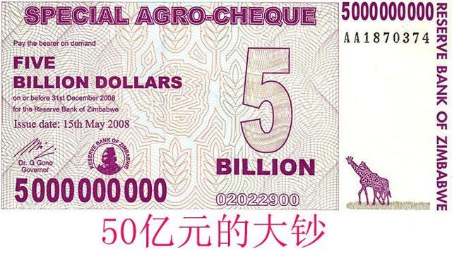 這個國家的人鈔票最多。面額最大。卻是最窮的!錢不如紙! - 每日頭條