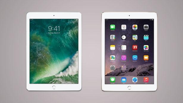 2017年款iPad和iPad Air 2規格參數對比 - 每日頭條