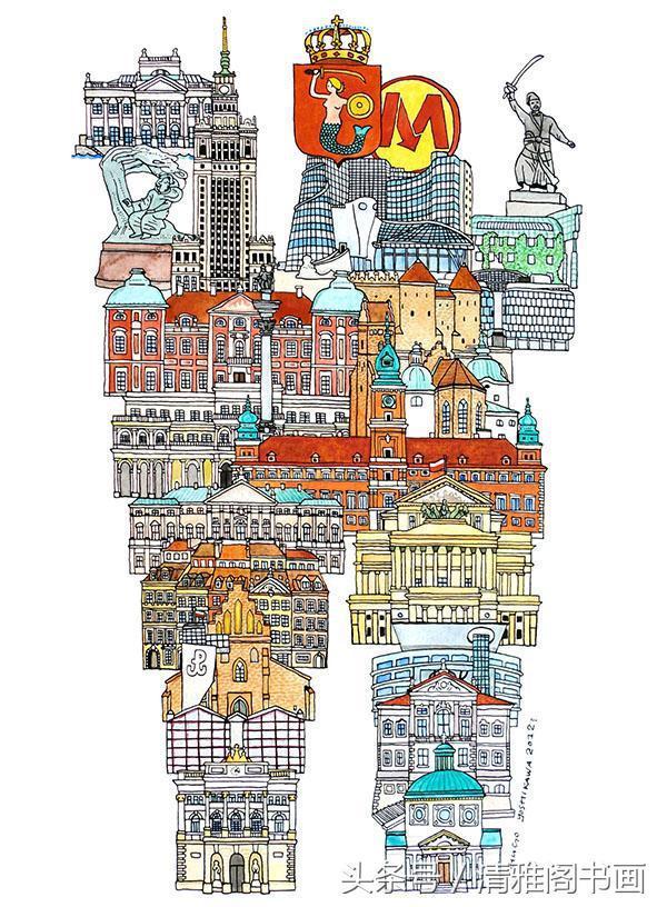 26個英文字母。匯集26座歐洲名城的經典特色! - 每日頭條