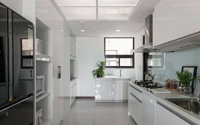 廚房這樣布局 既好看又實用 - 每日頭條